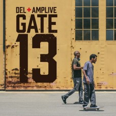 Del Tha Funkee Homosapien & AMP Live - Gate 13, 2xLP