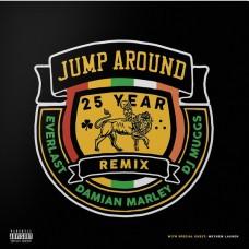 """House Of Pain - Jump Around (25 Year Remix), 12"""""""
