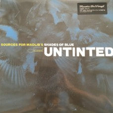 Various - Untinted (Sources For Madlib's Shades Of Blue), 2xLP, Reissue