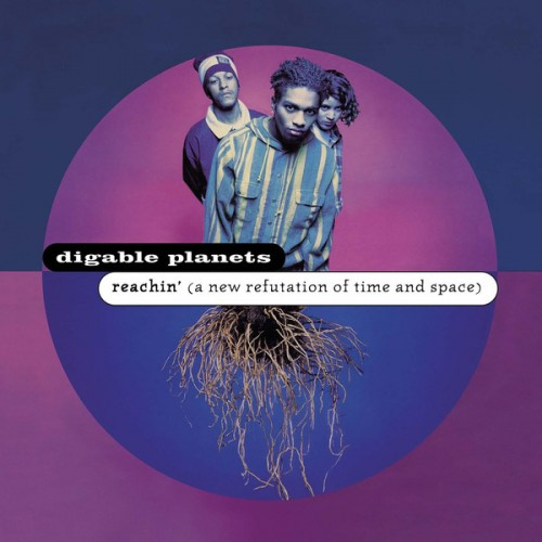 Digable Planets - Reachin' (A New Refutation Of Time And Space), 2xLP, Reissue