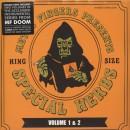 "Metal Fingers - Special Herbs (Volume 1 & 2), 2xLP+7"", Reissue"