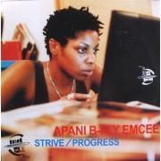 "Apani B-Fly Emcee - Strive / Progress, 12"""