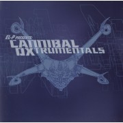 Cannibal Ox - El-P Presents Cannibal Oxtrumentals, 2xLP