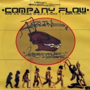 """Company Flow - Blind B/W Tragedy Of War In III Parts / 8 Steps (Lost Mix), 12"""""""