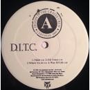 D.I.T.C. - D.I.T.C., 2xLP, Promo