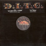 """D.I.T.C. - Internationally Known / The Enemy, 12"""", Promo"""