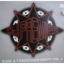 DJ Premier - Rare & Unreleased Joints Vol. 1, 2xLP