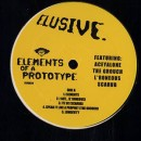 Elusive - Elements Of A Prototype, LP