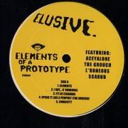 Elusive - Elements Of A Prototype, LP