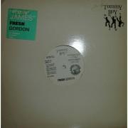 """Fresh Gordon - Feelin' James, 12"""", Promo"""