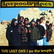 "Hieroglyphics - The Last One [Go The Length], 12"""