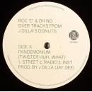 "J Dilla - Pandemonium / Louder, 12"", Promo"