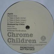 """Jaylib - Take It Back / No $ No Toke, 12"""", Promo"""