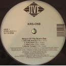 KRS-One - Return Of The Boom Bap, 2xLP, Repress