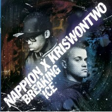 """Nappion X Kriswontwo - Breaking Ice, 12"""""""