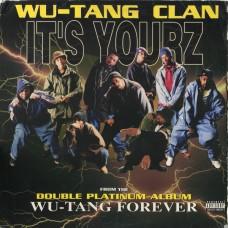 "Wu-Tang Clan - It's Yourz, 12"""