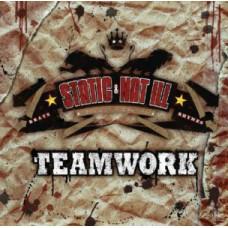 Static & Nat Ill - Teamwork, 2xLP