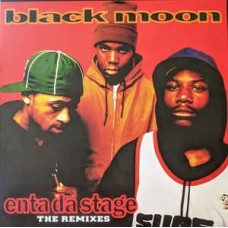 Black Moon - Enta Da Stage: The Remixes, 2xLP, Remastered
