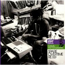 Damu The Fudgemunk - Spare Overtime Re-Inspired, LP