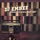 """DJ EmBee - Embeetious Art EP, 12"""", EP"""