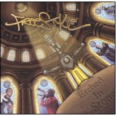 Freestyle - Etched In Stone, 2xLP