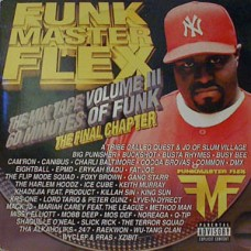 Funk Master Flex - The Mix Tape Volume III 60 Minutes Of Funk (The Final Chapter), 2xLP