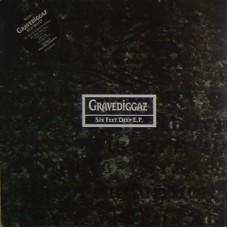 """Gravediggaz - 6 Feet Deep E.P. (Record 1 & 2), 2x12"""""""