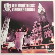 Jedi Mind Tricks - Visions Of Gandhi, 2xLP