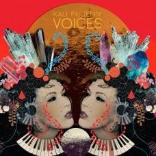 Kali Phoenix - Voices, LP