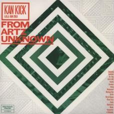 Kan Kick - From Artz Unknown, 3xLP, Reissue