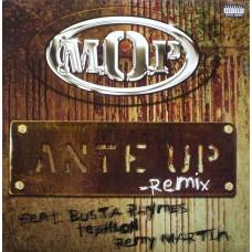 """M.O.P. - Ante Up (Remix), 12"""""""