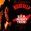Mobb Deep - U.S.A. (Aiight Then), 12""