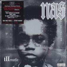 Nas - 10 Year Anniversary Illmatic Platinum Series, 2xLP, Reissue