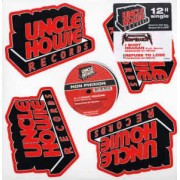 "Non Phixion - I Shot Reagan / Refuse To Lose, 12"", Reissue"
