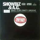 "Showbiz & A.G. - Soul Clap / Party Groove, 12"", EP, Reissue"