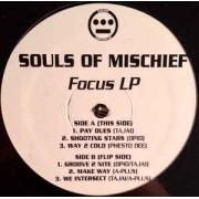 Souls Of Mischief - Focus, 2xLP