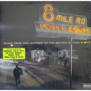 Various - 8 Mile - Music From And Inspired By The Motion Picture, 2xLP