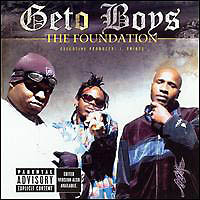 Geto Boys - The Foundation, 2xLP