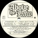 """Above The Law - Adventures Of..., 12"""", Promo"""