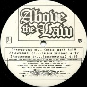 "Above The Law - Adventures Of..., 12"", Promo"