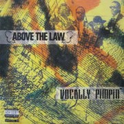 "Above The Law - Vocally Pimpin', 12"", EP"