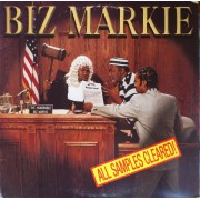 Biz Markie - All Samples Cleared!, LP