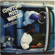 Comptons Most Wanted - Music To Driveby, LP