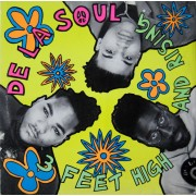 De La Soul - 3 Feet High And Rising, LP