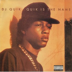 DJ Quik - Quik Is The Name, LP