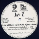 """Jay-Z - A Million And One Questions, 12"""""""