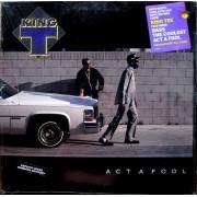 King Tee - Act A Fool, LP