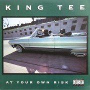 King Tee - At Your Own Risk, LP