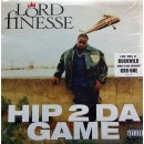 "Lord Finesse - Hip 2 Da Game / No Gimmicks, 12"""