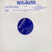 "Ras Kass - Home Sweet Home / 4 Much, 12"", Promo"